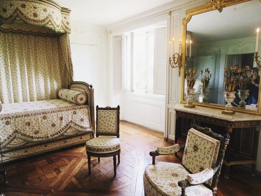 Спальня Марии Антуанетты